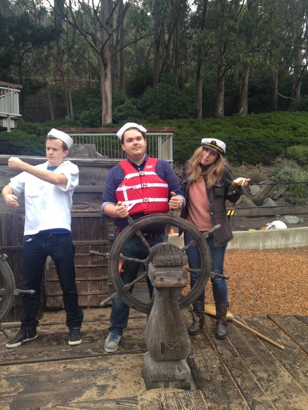 The scruvy crew
